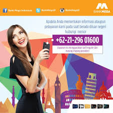 Call Center Bank Mega Bebas Pulsa Terbaru