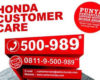 Call Center Honda Motor 24 Jam Layanan Pelanggan